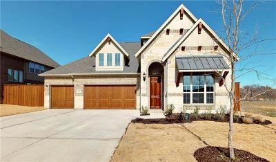 Mansfield Single Family Home For Sale: 2107 Falcon Ridge Drive