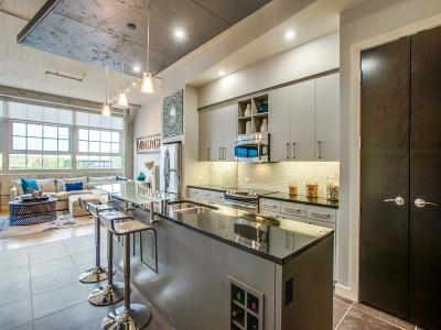 Fort Worth Condo For Sale: 2600 W 7th Street #2412