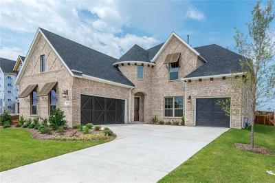 Prosper Single Family Home For Sale: 840 Walworth