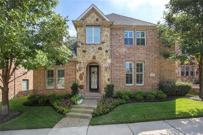 Lewisville Single Family Home For Sale: 2616 Lady Viviane Lane
