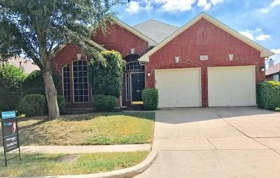 Fort Worth Single Family Home For Sale: 4816 Rincon Way