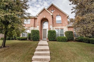 Frisco Single Family Home For Sale: 6251 Tarlton Drive