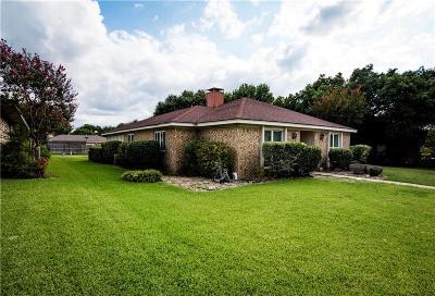 Carrollton Single Family Home For Sale: 3704 Tarrytown Place