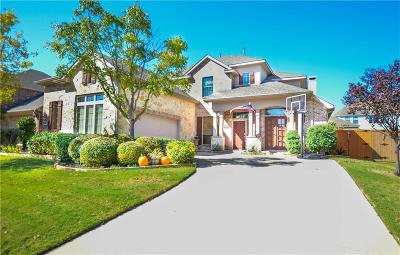 Mckinney Single Family Home Active Option Contract: 917 Canyon Wren Drive