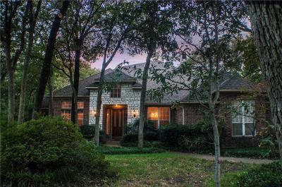 Denton Single Family Home Active Option Contract: 212 Royal Oaks Place