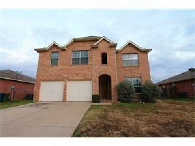 Little Elm Single Family Home For Sale: 3417 Fashion Street