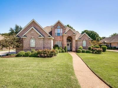 Southlake Single Family Home For Sale: 603 Warrington Lane