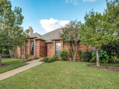 Irving Single Family Home For Sale: 603 Stone Canyon Drive