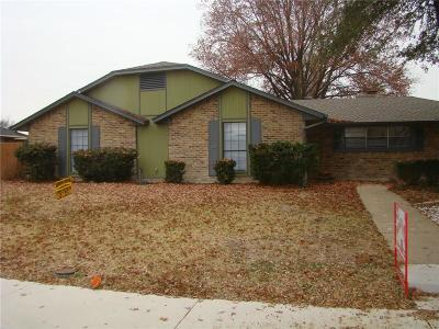 Waxahachie Single Family Home For Sale: 303 Sagebrush Lane