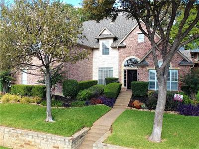 Highland Village Single Family Home For Sale: 3211 Northwood Drive