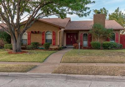 The Colony Single Family Home For Sale: 5632 Tyler Street