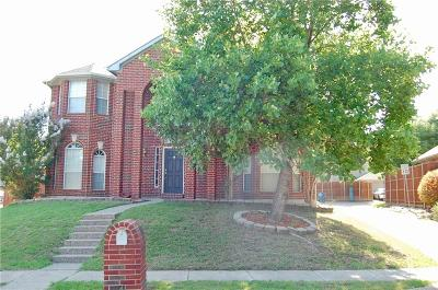 Allen Single Family Home For Sale: 742 Ridgemont Drive