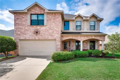 Burleson Single Family Home For Sale: 3010 Greenway Dr