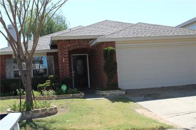 Little Elm Single Family Home For Sale: 2320 Bradford Pear Drive