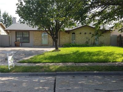 Grand Prairie Single Family Home For Sale: 3013 W Ferndale Lane