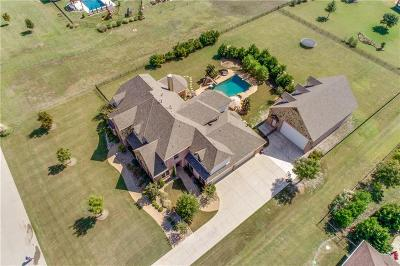 Lucas Single Family Home For Sale: 2035 Chatfield Lane