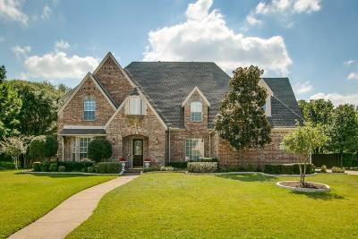 Southlake, Westlake, Trophy Club Single Family Home For Sale: 807 Cross Lane