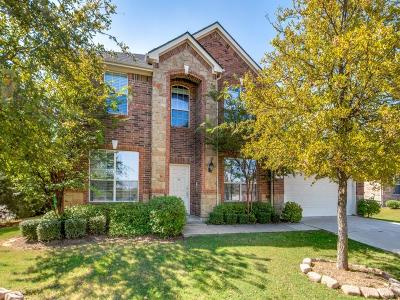Little Elm Single Family Home For Sale: 3072 Seabrook Drive