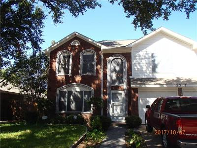 Arlington Single Family Home For Sale: 2317 Belton Drive