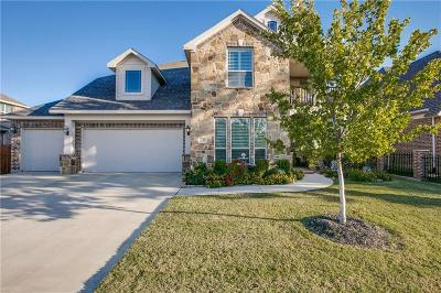 Grand Prairie Single Family Home For Sale: 2235 Palmer Trail