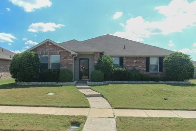 Rockwall, Fate, Heath, Mclendon Chisholm Single Family Home Active Option Contract: 3023 Red Ridge Drive