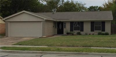 Farmers Branch Single Family Home For Sale: 2983 Topaz Lane