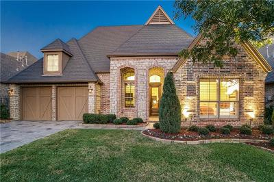 Colleyville Single Family Home Active Option Contract: 6409 Lorraine Park