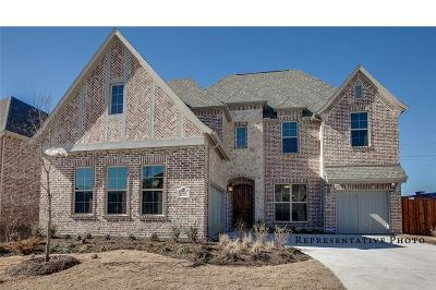 Wylie Single Family Home Active Contingent: 7810 Brianna Drive