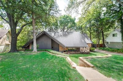 Dallas Single Family Home For Sale: 3508 Shady Hollow