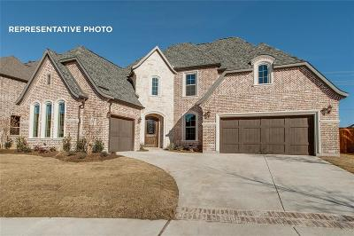 Wylie Single Family Home Active Contingent: 7812 Brianna Drive