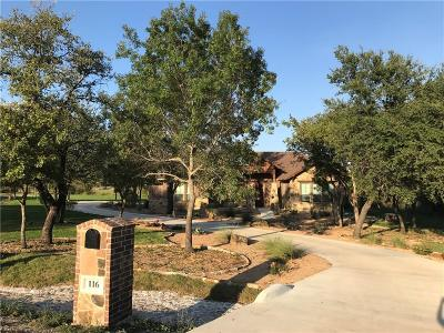Azle Residential Lease For Lease: 116 Sablewood Court