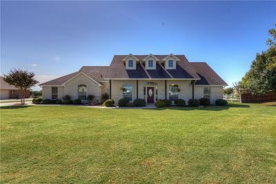 Haslet Single Family Home Active Option Contract: 617 Lonesome Prairie Trail