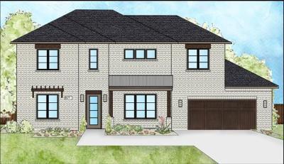 Aledo Single Family Home For Sale: 527 Prairie Run