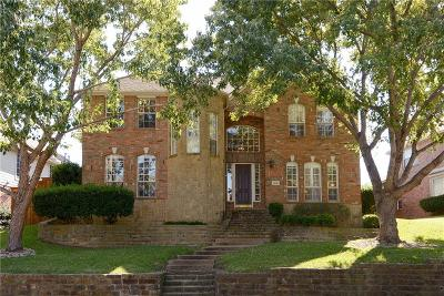 Allen Single Family Home For Sale: 1419 Greenbriar Drive