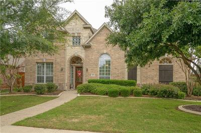 Frisco Single Family Home Active Contingent: 11091 Southwyck Drive