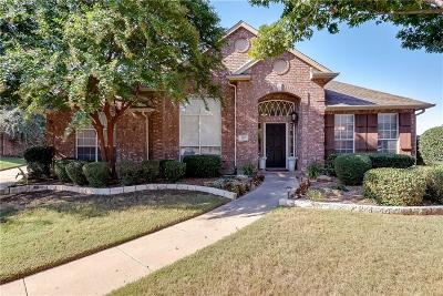 Highland Village Single Family Home Active Option Contract: 109 Thistle Court