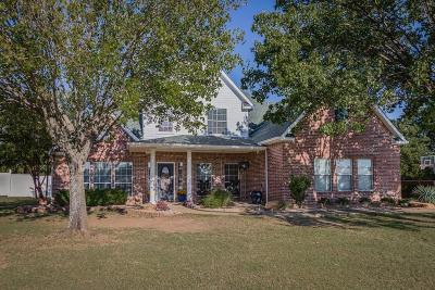 Midlothian Single Family Home For Sale: 1600 Creek Bend Drive