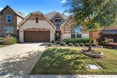 Allen Single Family Home Active Option Contract: 1808 Audubon Pond Way