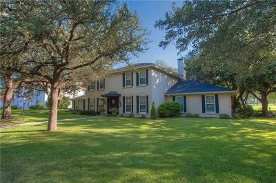 Benbrook Single Family Home Active Option Contract: 4005 Winding Way