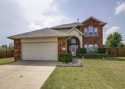 Rockwall Single Family Home For Sale: 2823 Cobblestone Drive