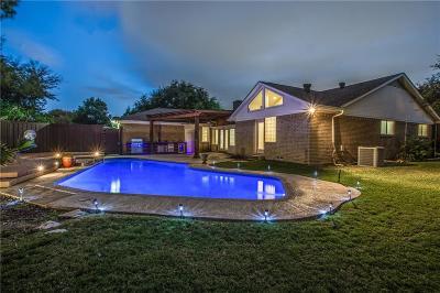 Dallas Single Family Home For Sale: 5619 Meadowcreek Drive