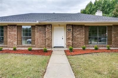 Rowlett Single Family Home For Sale: 2305 Shadyoaks Lane