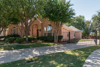 Keller Single Family Home Active Option Contract: 1208 Clark Springs Drive