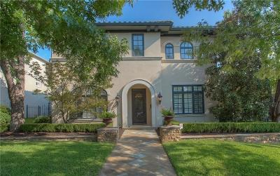 Fort Worth Single Family Home For Sale: 4000 W 6th Street