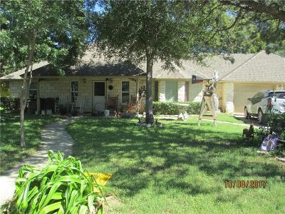Eastland County Single Family Home For Sale: 412 S Walnut