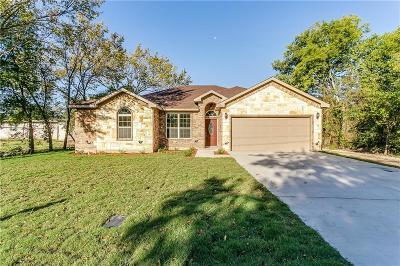 Alvarado Single Family Home For Sale: 401 N Sparks Street
