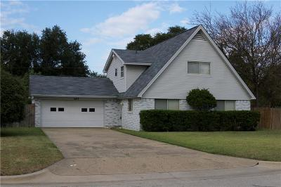 Lewisville Single Family Home For Sale: 167 Hedgerow Lane