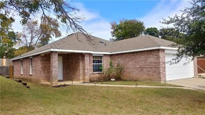 Forest Hill Single Family Home Active Option Contract: 4501 Forest Glen Drive