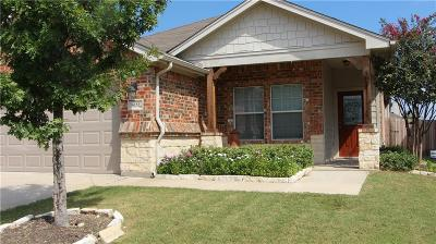Fort Worth Single Family Home Active Option Contract: 6152 Shad Drive