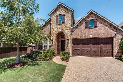 Frisco Single Family Home For Sale: 2818 Hollowbrook Lane